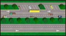 Тюмень дороги парковки